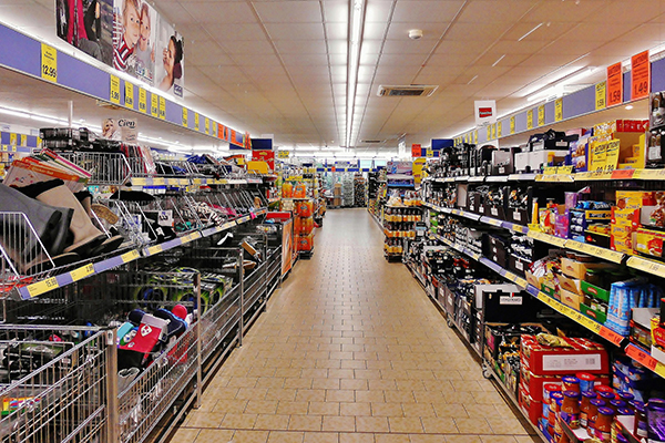 lineales analisis alimentos