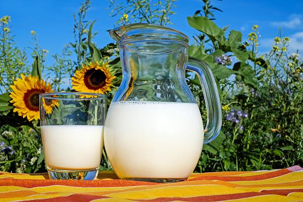 leche analisis alimentos