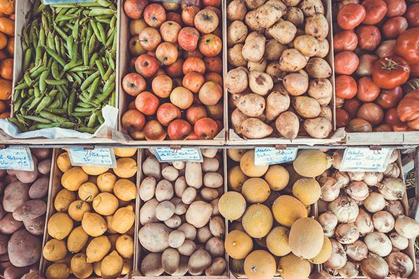 frutas verduras analisis alimentos