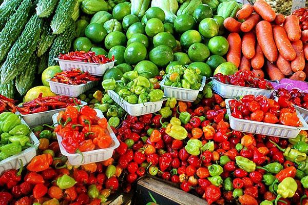 fruta seguridad alimentaria
