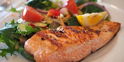 salmon seguridad alimentaria
