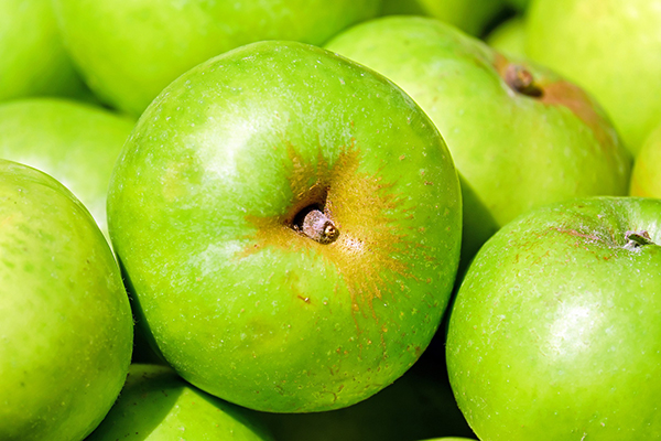 manzanas analisis alimentos