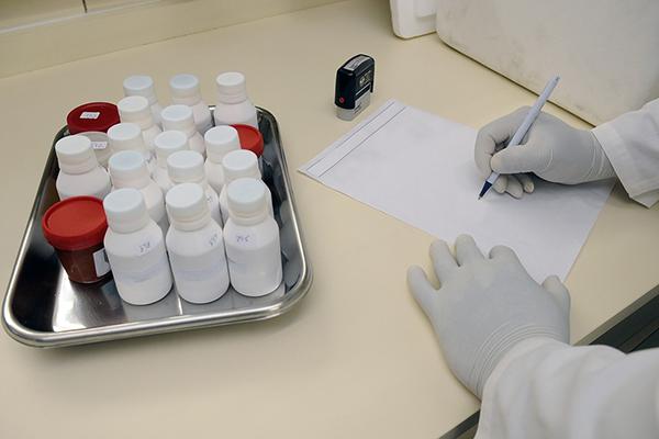 pruebas laboratorio analisis alimentos