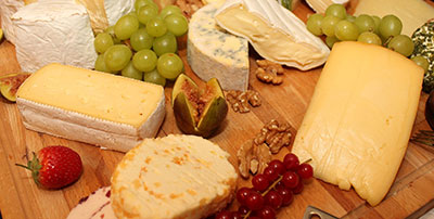 variedad quesos analisis alimentos