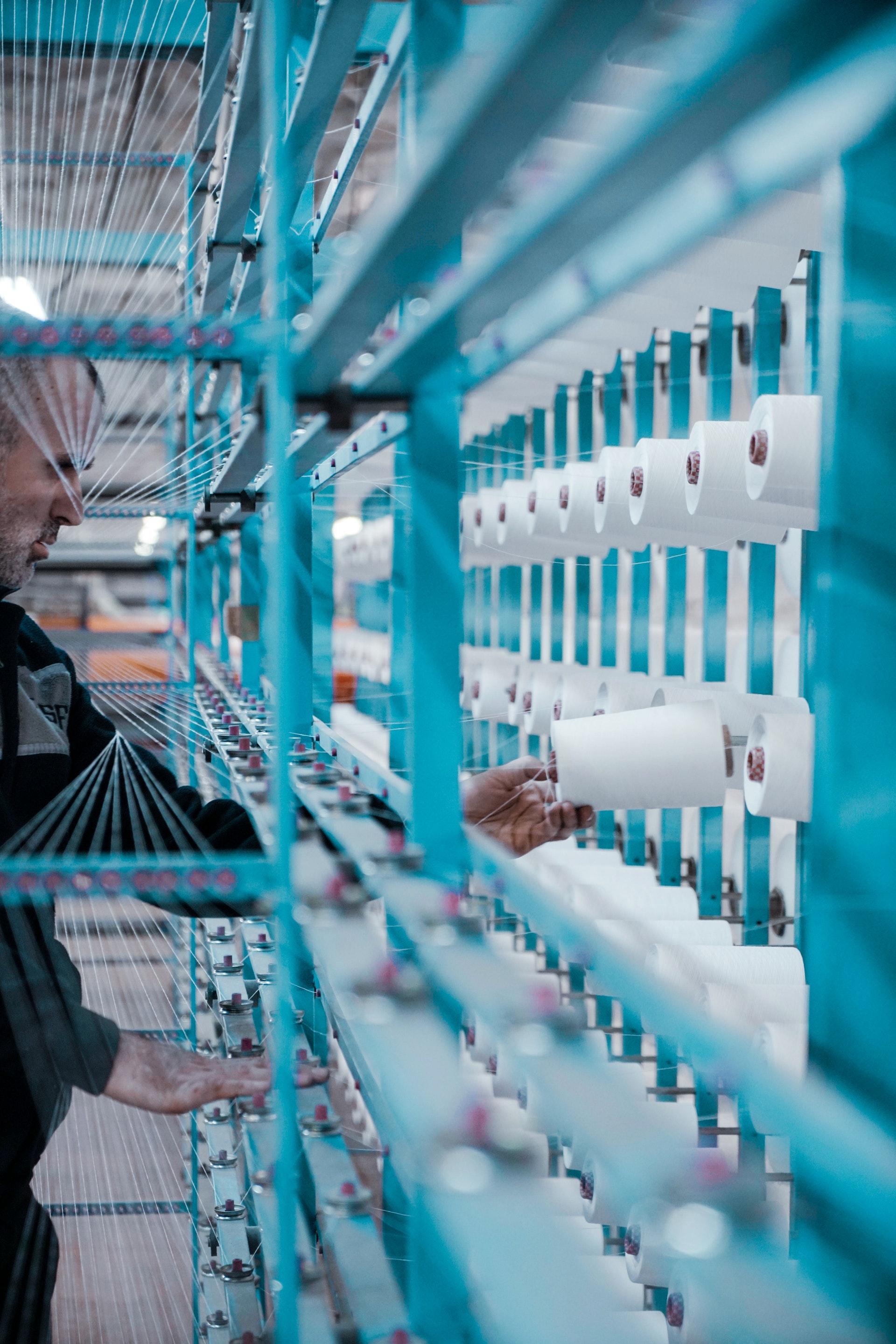 El control de calidad durante la fabricación
